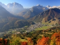 Kranjska Gora jeseni