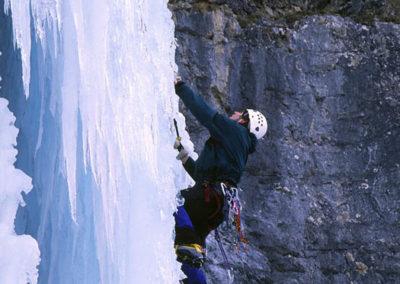 Kranjska Gora - Ledeno plezanje