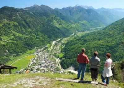 Kranjska Gora - Razgledne tocke