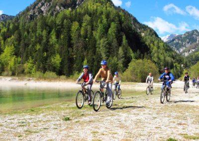 Kranjska Gora - kolesarjenje